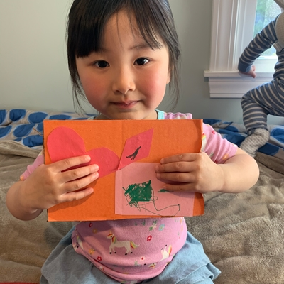 Flag Creation! - Ages 3-6