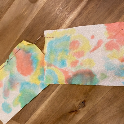 Paper Towel Painting! - All Ages