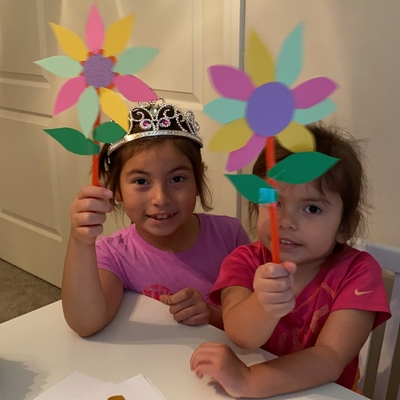 Joyful Flowers - Ages 3-6
