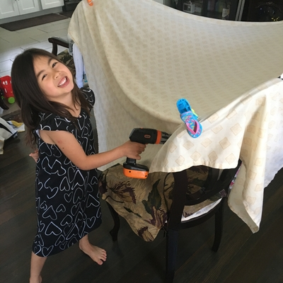 Let's Build a Fort! - Ages 3-6