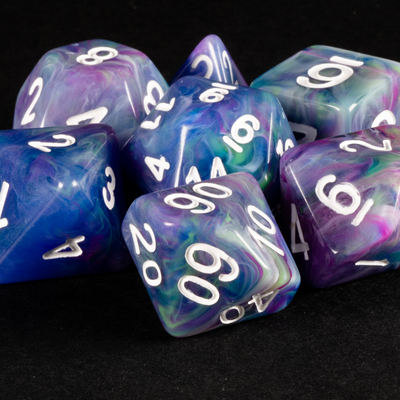 The Monthly Dice Subscription Box