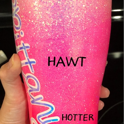 Hotter Than Hawt - Ultra Fine Rainbow Glitter
