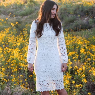 Julia Lace Dress